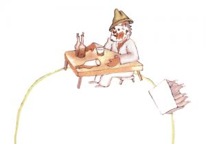 Der kleine Prinz – Der Säufer