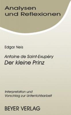 Analysen-und-Reflexionen-Bd56-Antoine-de-Saint-Exupery-Der-kleine-Prinz-0