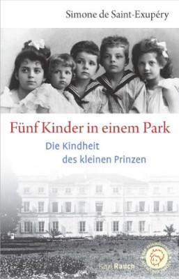 Fuenf-Kinder-in-einem-Park-Die-Kindheit-des-kleinen-Prinzen-0