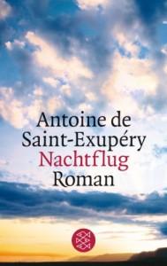 Nachtflug - Roman von Antoine de Saint-Exupéry - Cover