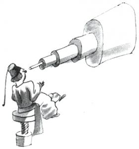 Der kleine Prinz – Der türkische Astronom am Teleskop