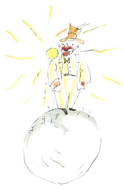 Der kleine Prinz – Der Eitle (Eingebildete)