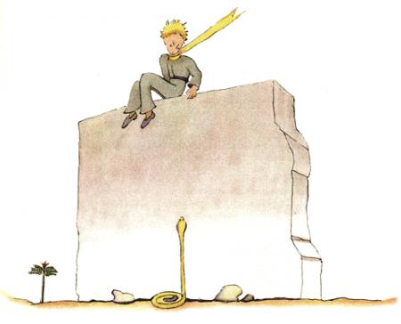 Der Kleine Prinz Kapitel 26 Text Online Lesen Abreise