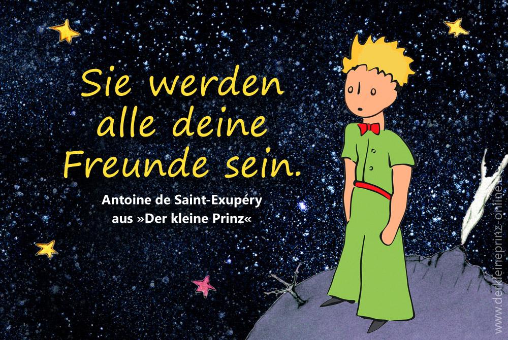 Zitat Du Wirst In Der Nacht Die Sterne Betrachten Antoine