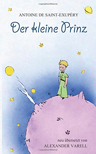 »Der kleine Prinz« von Antoine de Saint-Exupéry - Cover des Taschenbuchs