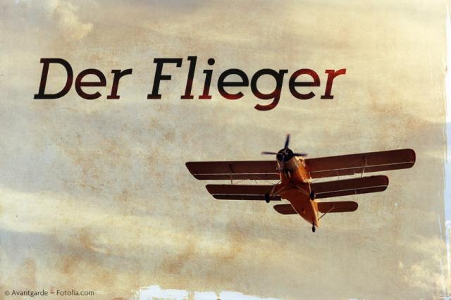 Der Flieger – Eine Kurzgeschichte Antoine de Saint-Exupéry