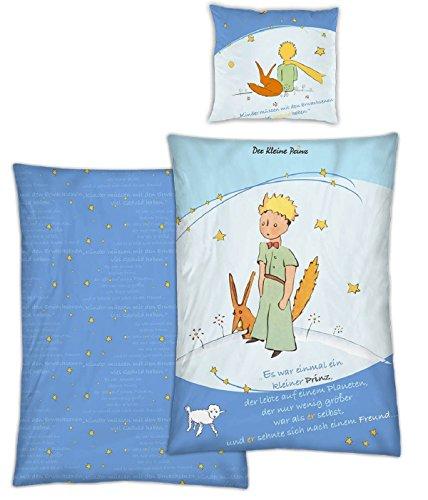 Der Kleine Prinz Bettwäsche Baumwolle Renforce 135x200 Le Petit